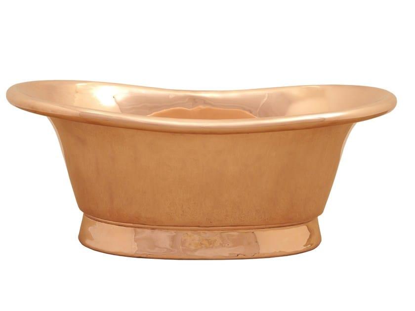 Countertop copper washbasin NAPOLEON by BLEU PROVENCE