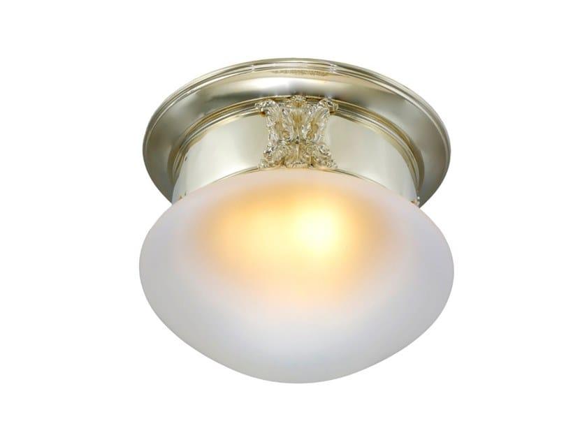 Mano Patinas Lighting Soffitto Ottone Fatta In Da A NapoleonLampada BexodC