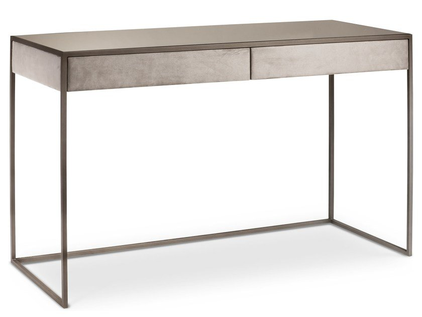 Rectangular writing desk with drawers NARCISO | Writing desk by Cantori