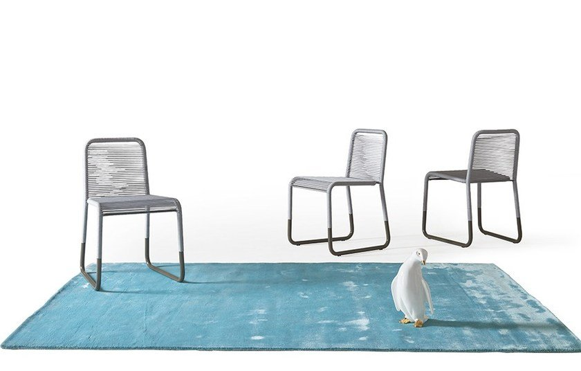 Steel chair NARROT | Chair by MY home collection