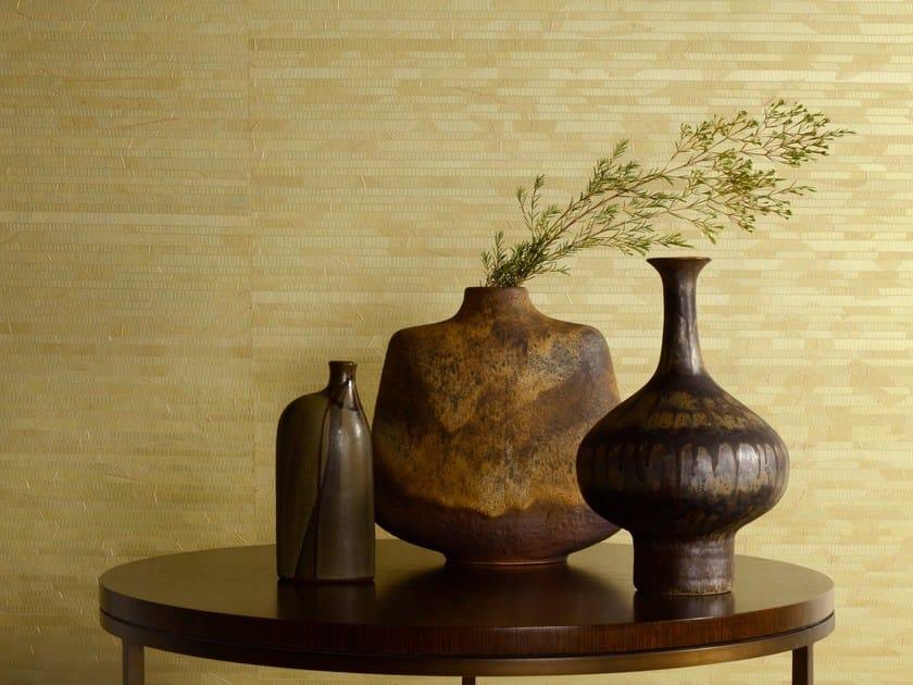 Nonwoven wallpaper NASHIRA CAPRI by Omexco