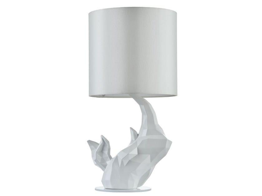 Resin table lamp NASHORN by MAYTONI