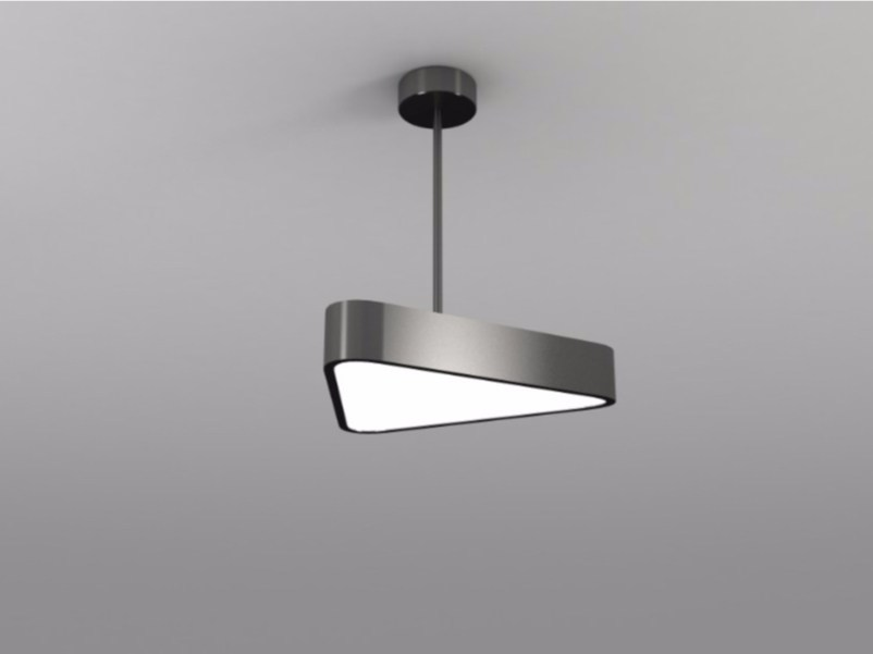 LED pendant lamp NAT 600-900-1200 | Pendant lamp by Neonny