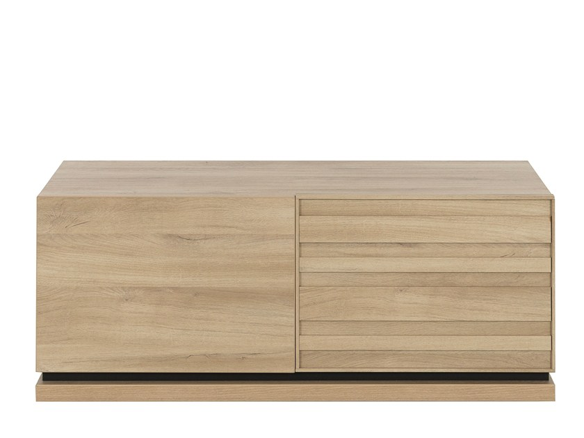 2-door TV cabinet NATURA by GAUTIER FRANCE