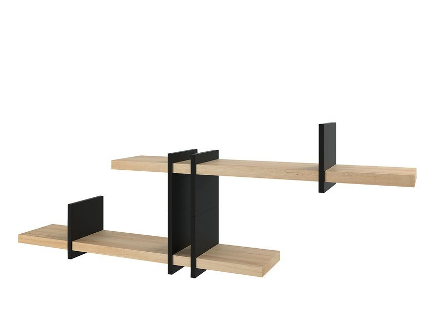 Wall shelf NATURA | Wall shelf by GAUTIER FRANCE