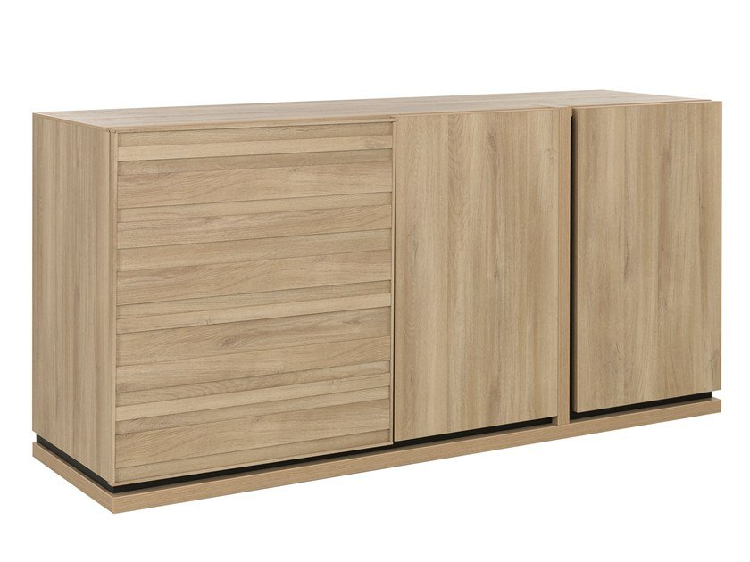 Sideboard with doors NATURA | Sideboard with doors by GAUTIER FRANCE