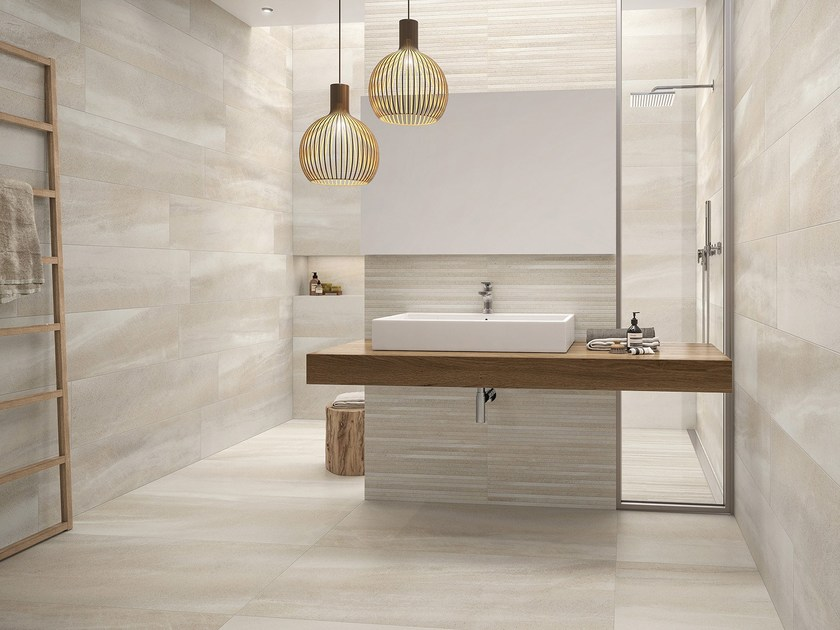 Porcelain Stoneware Wall/floor Tiles With Stone Effect NATURAL BLEND By  Villeroy U0026 Boch Fliesen