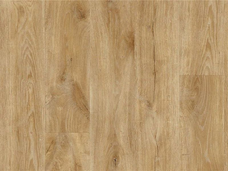 Vinyl flooring NATURAL HIGHLAND OAK by Pergo