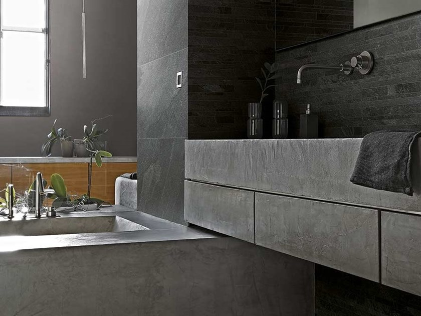 Porcelain Stoneware Wall Floor Tiles With Stone Effect Natural Stone By Cerim