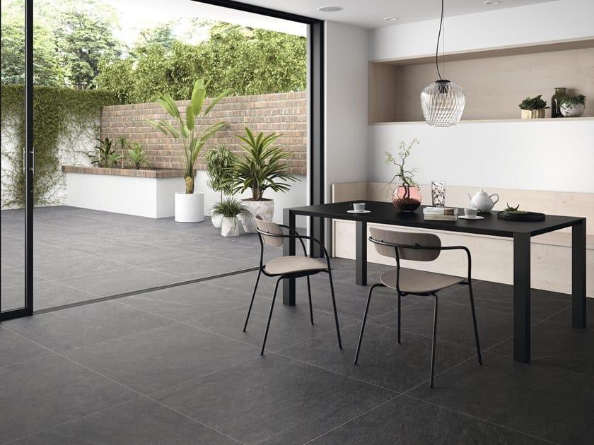 Anti-slip frost proof porcelain stoneware flooring NATURE | Flooring by PERONDA