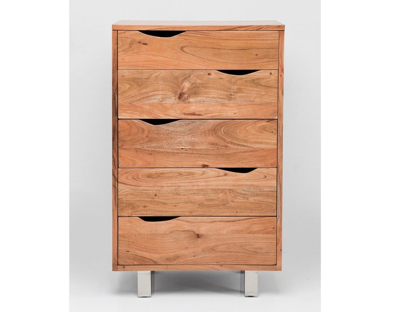 Wooden chest of drawers NATURE LINE | Chest of drawers by KARE-DESIGN