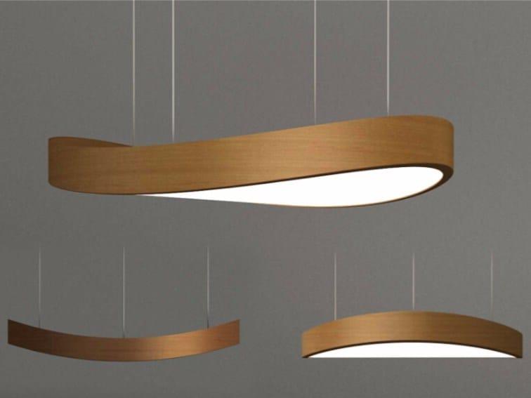 Pendant lamp NAV D600-900-1200 | Pendant lamp by Neonny
