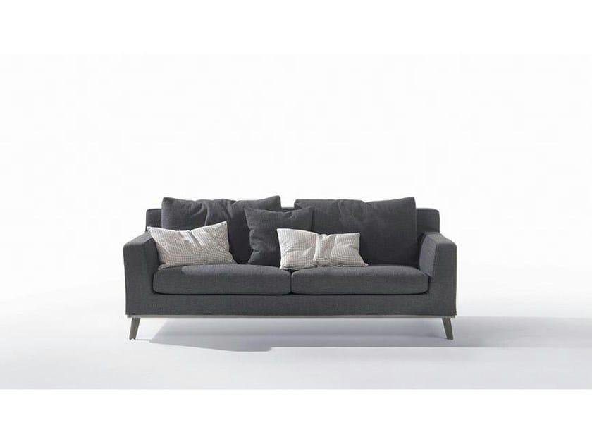 3 seater fabric sofa NAVIGLIO | 3 seater sofa by Marac