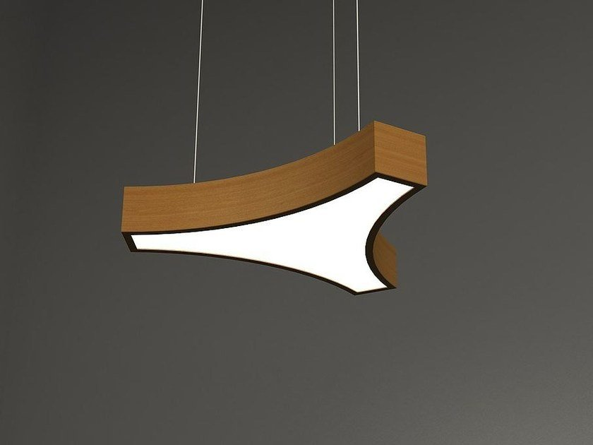 Pendant lamp NAY LINK3 D1000A by Neonny