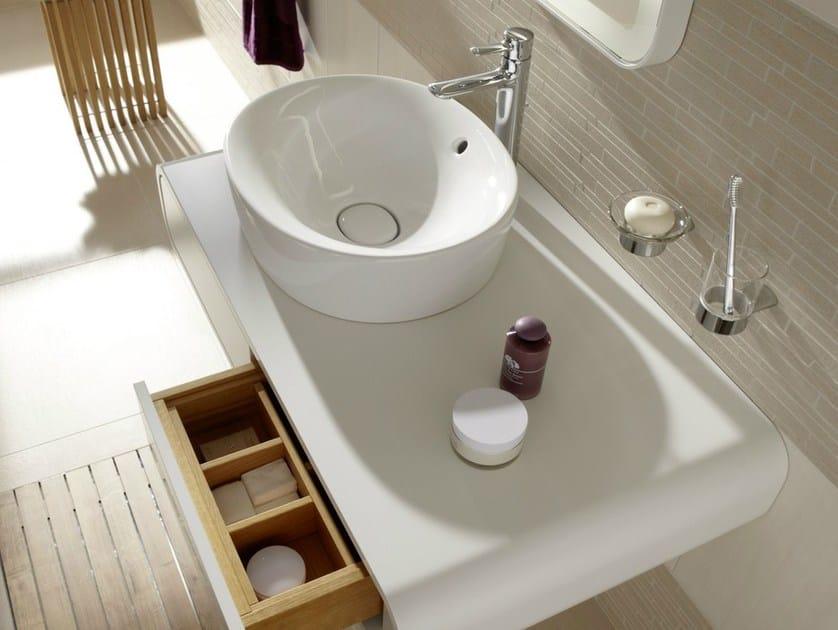 NC | Miscelatore per lavabo in ottone cromato