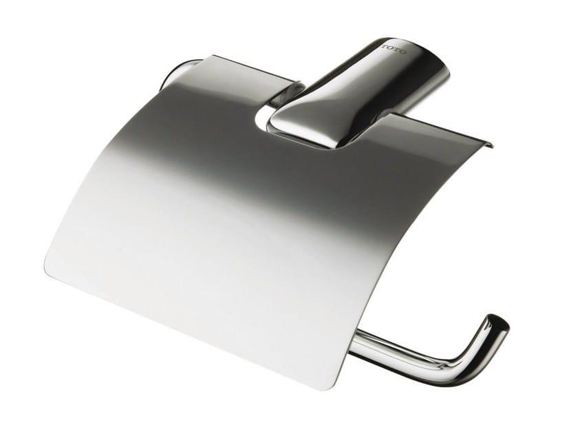 Chromed brass toilet roll holder NC | Chromed brass toilet roll holder by TOTO