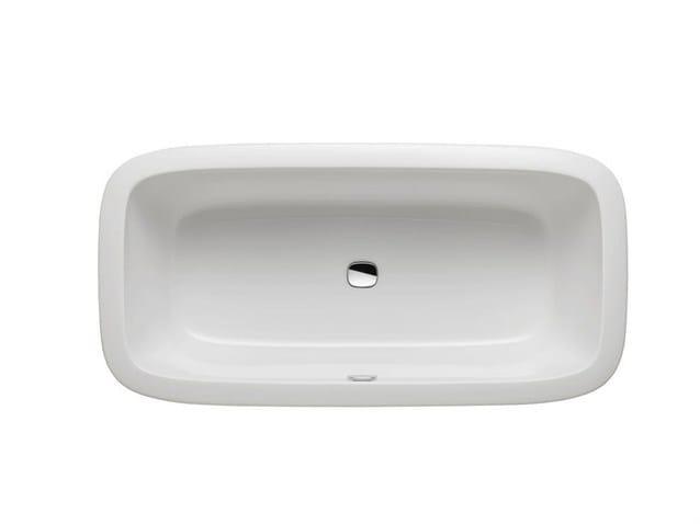Oval resin bathtub NC | Resin bathtub by TOTO