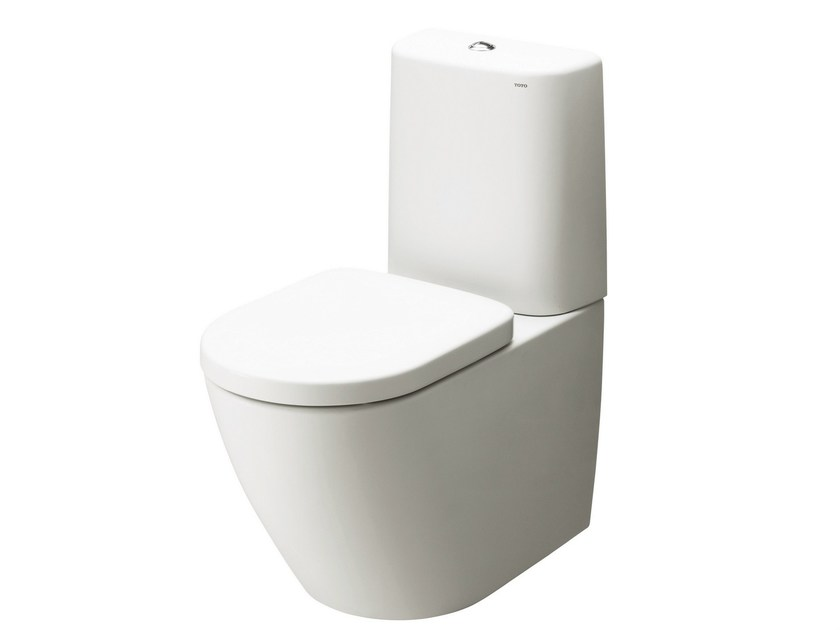 Close coupled toilet NC | Close coupled toilet by TOTO