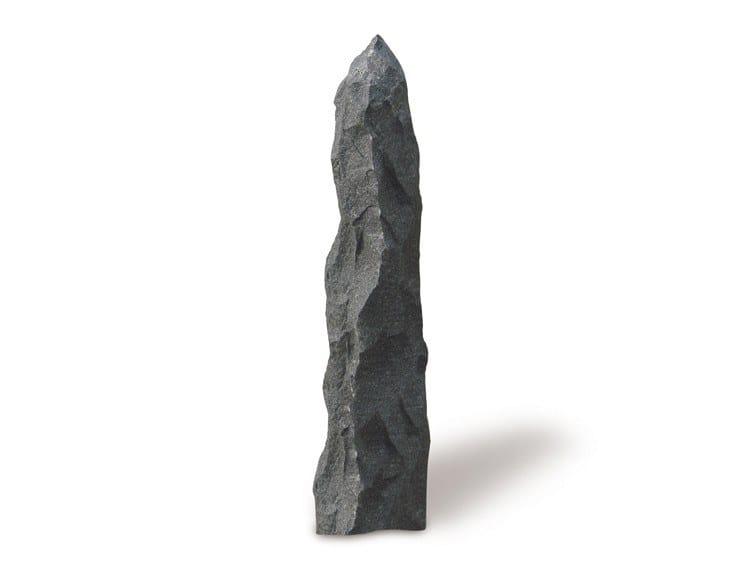 Granite sculpture NEEDLES   Granite sculpture by GRANULATI ZANDOBBIO