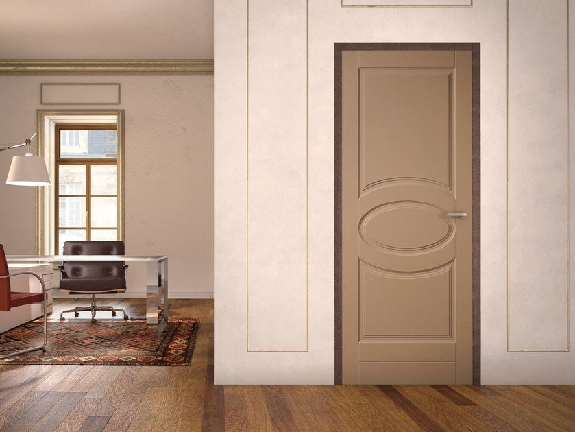 Acoustic safety door NEKO by Arcadia