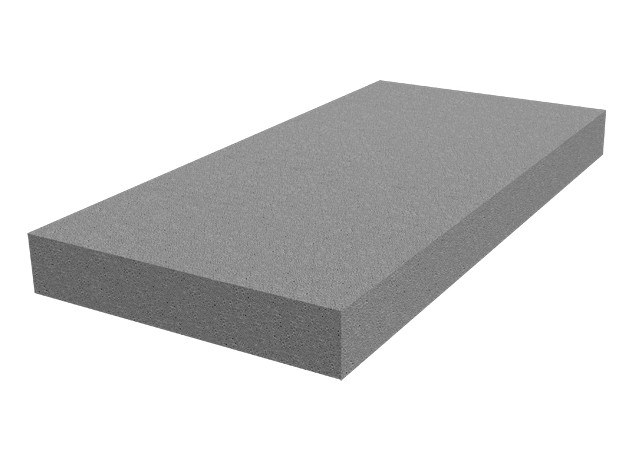 Neopor® thermal insulation panel NEOB 031 T100 by Poron