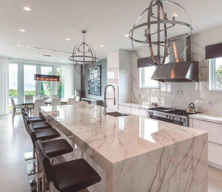 NEOLITH KITCHEN LOUNGE