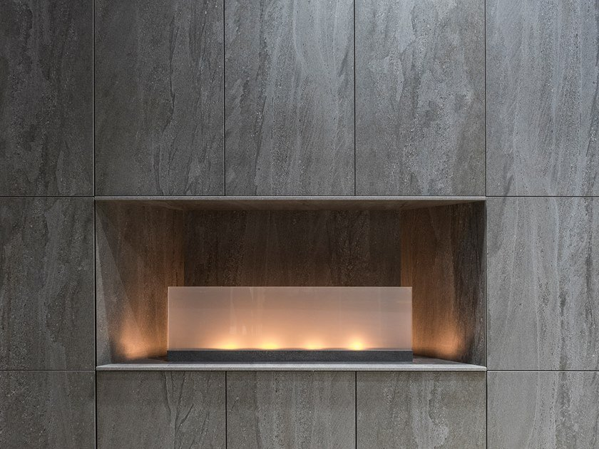 Indoor/outdoor Neolith® wall/floor tiles with stone effect NEOLITH KRATER by NEOLITH