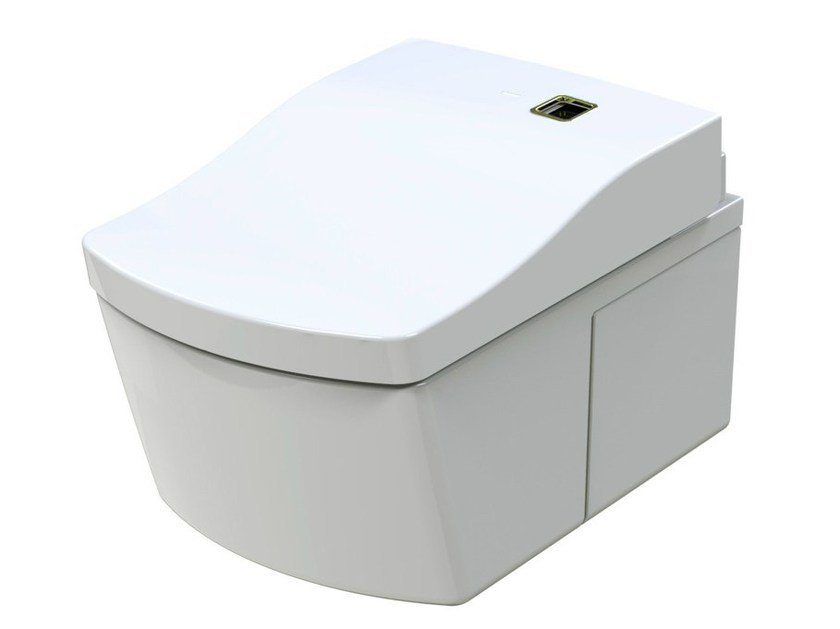 Wall-hung toilet NEOREST AC | Wall-hung toilet by TOTO