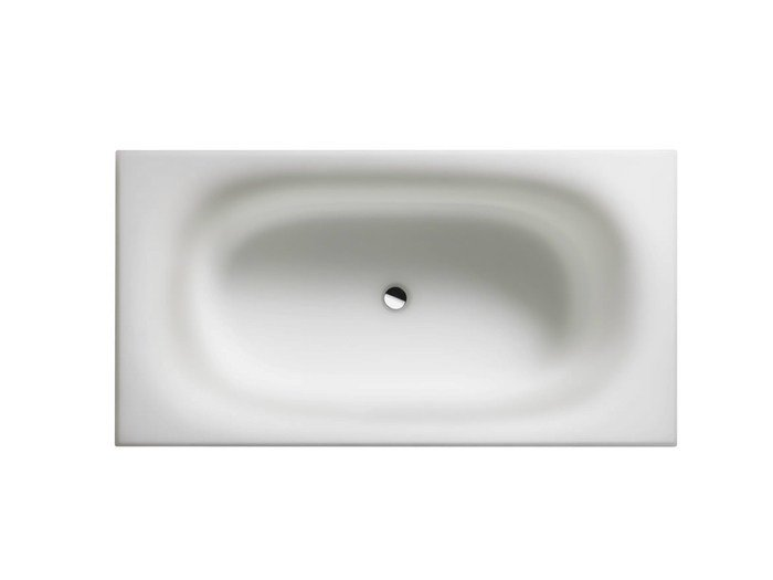 Rectangular resin bathtub NEOREST LE   Resin bathtub by TOTO