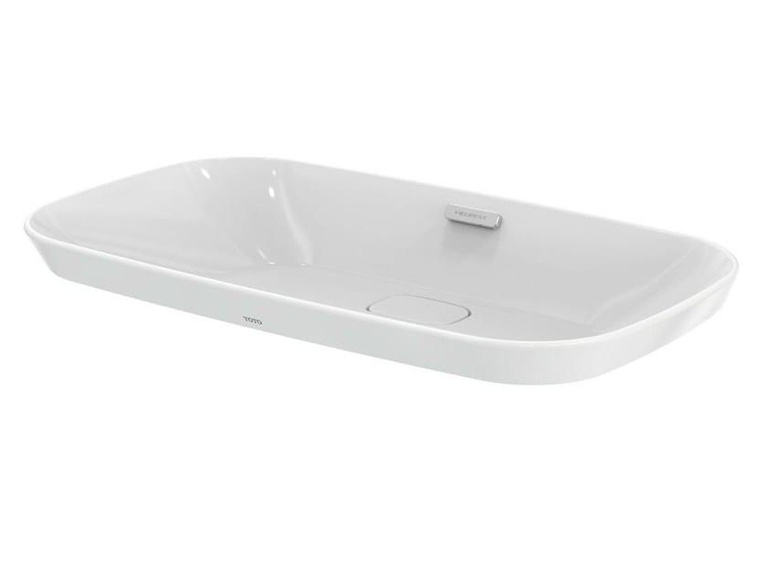 Inset rectangular washbasin NEOREST | Inset washbasin by TOTO