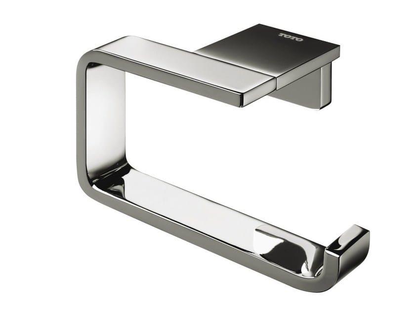 Chromed brass toilet roll holder NEOREST | Chromed brass toilet roll holder by TOTO