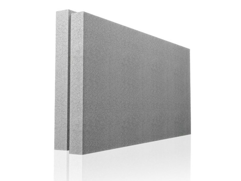 Neopor® thermal insulation felt NEOSB 030 by Poron