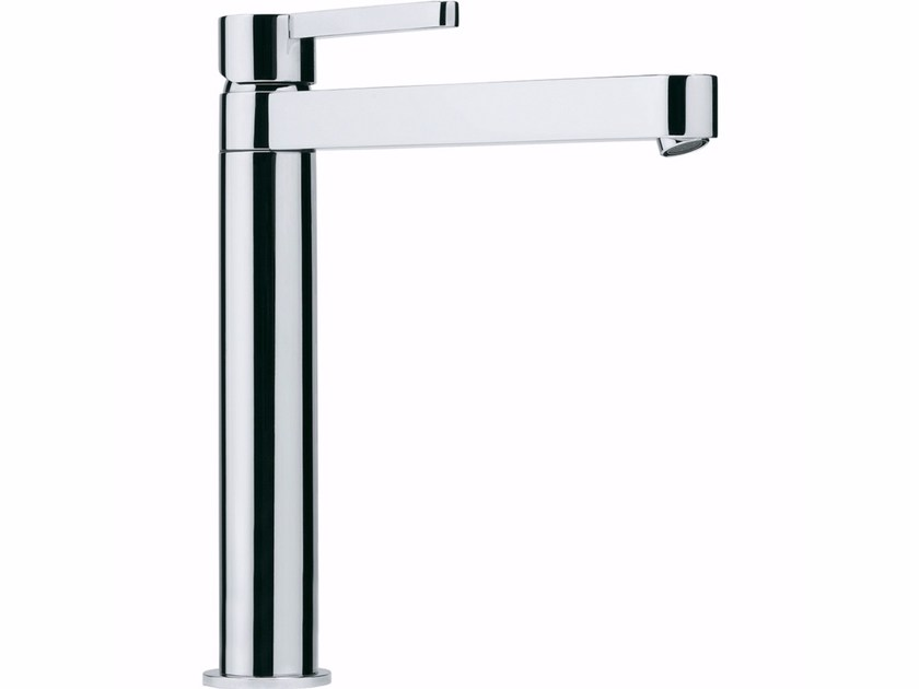 NEPTUNE PLUS | Kitchen mixer tap with swivel spout By FRANKE