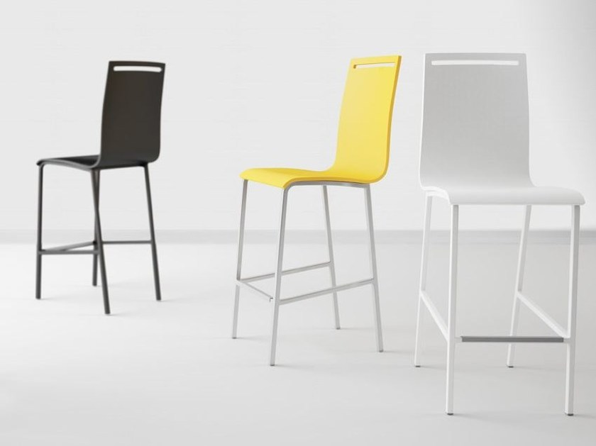 Chair with footrest NERA   Chair by CANCIO