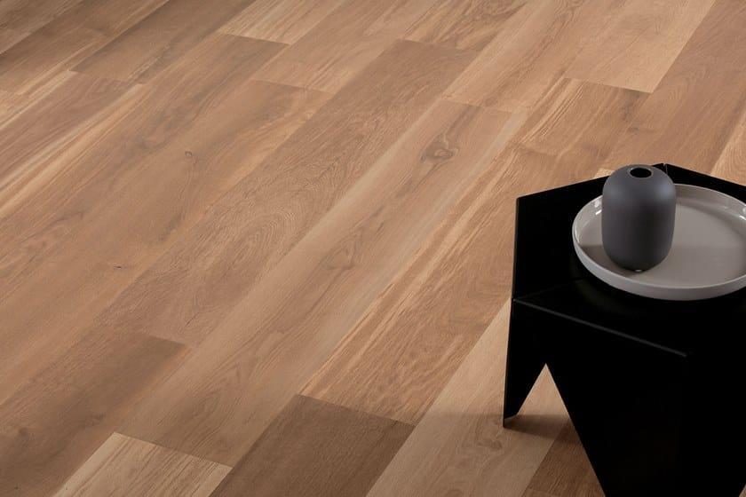 Pavimento rivestimento effetto legno per interni ed esterni nest
