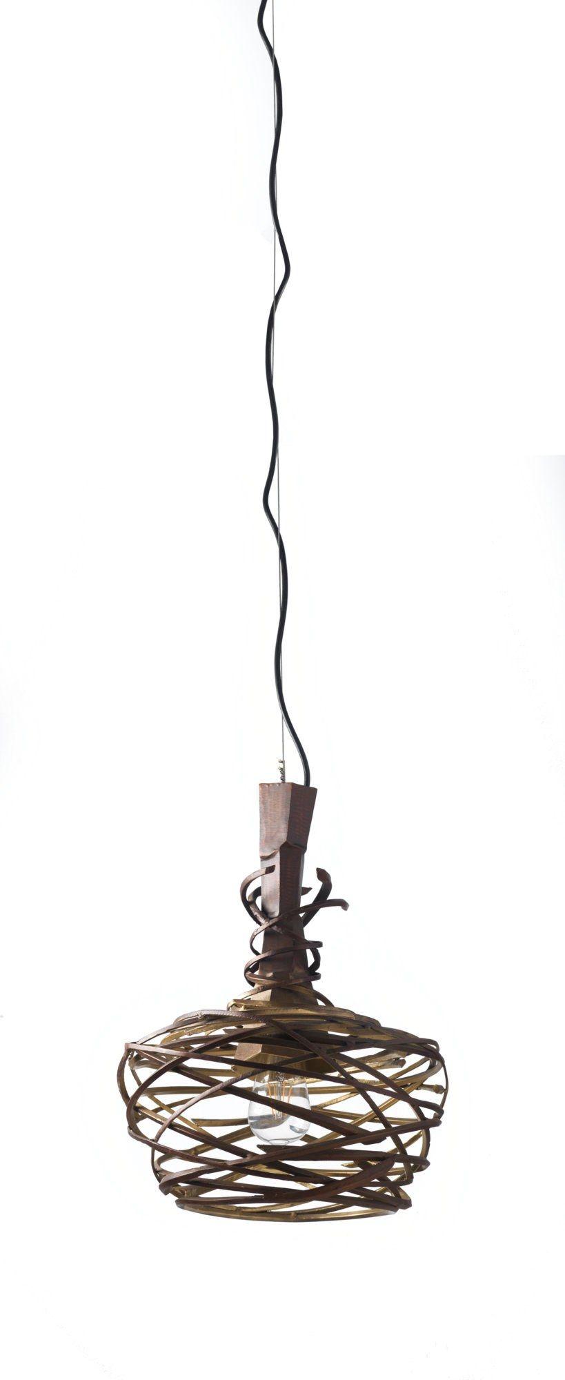Lampada A To Be Elite Sospensione In Nest Midi Ferro wNP80nkXO