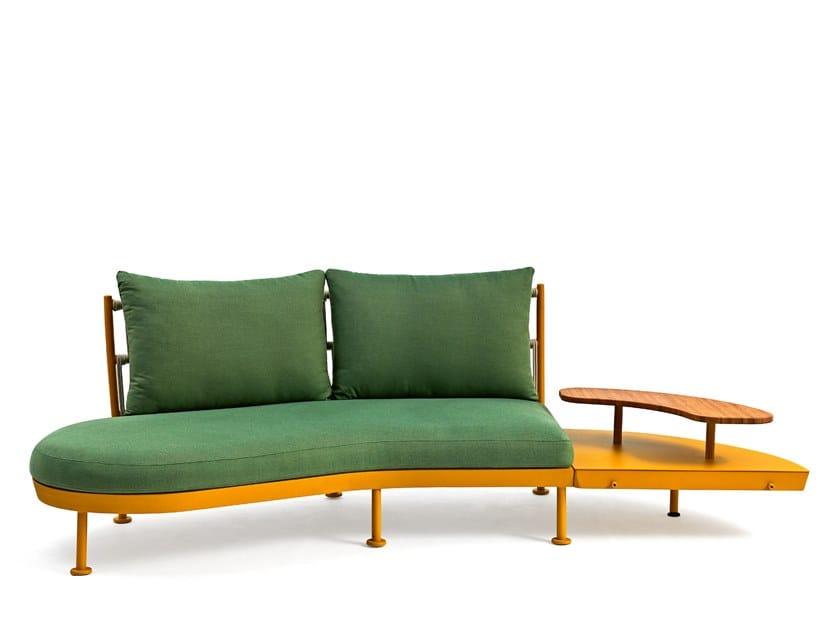 NEST | Modulares Gartensofa By Kun Design Design Kun Qi