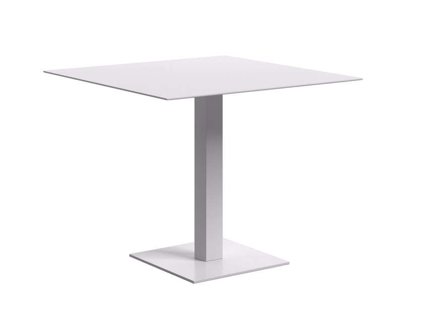 Iron table base NET-Q by Atmosphera