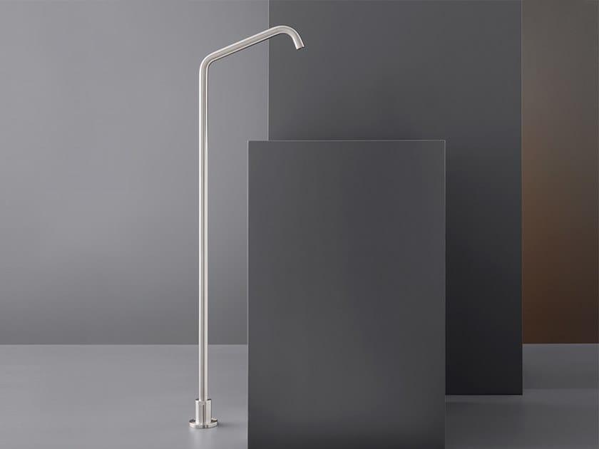 Floor standing sink spout NEU 23 by Ceadesign