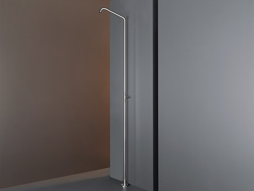 Floor standing spout NEU 24 by Ceadesign