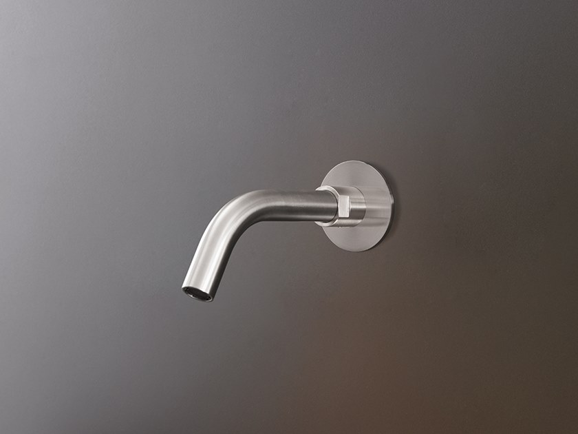 Wall-mounted spout NEU 66 by Ceadesign