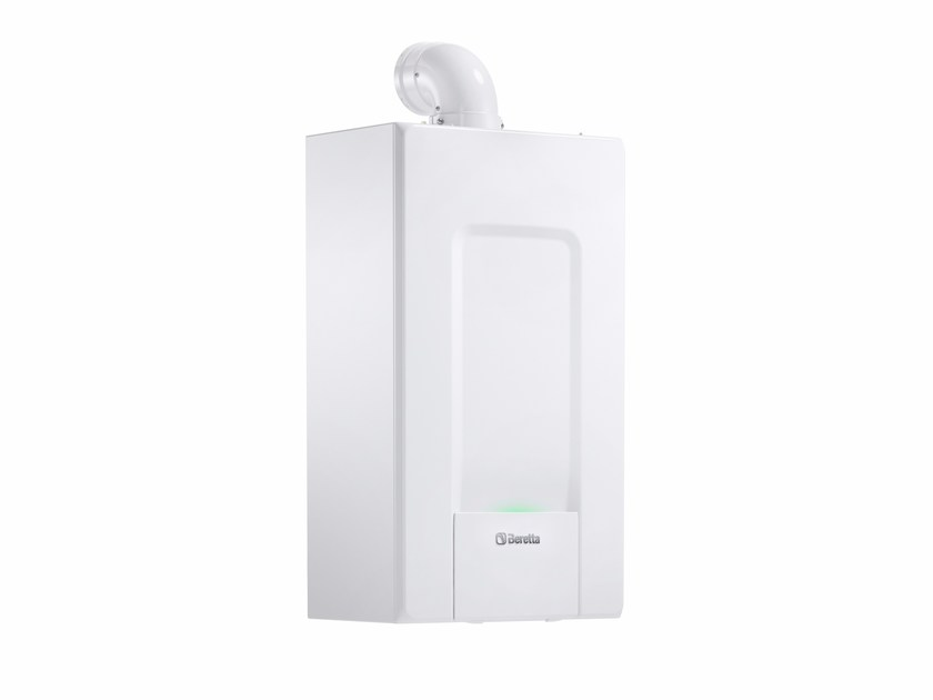 Outdoor condensation boiler NEW EXCLUSIVE by BERETTA