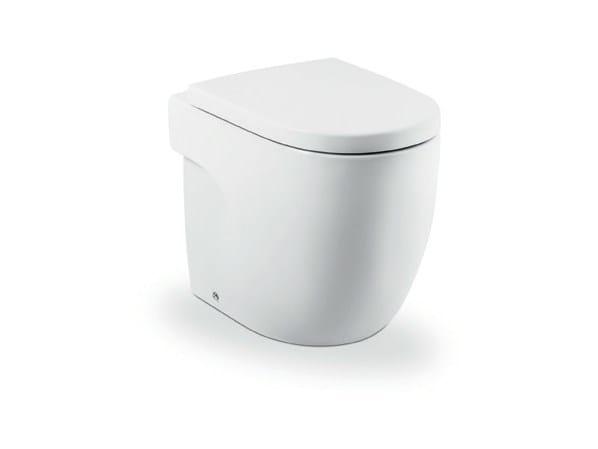 Ceramic toilet NEW MERIDIAN | Ceramic toilet by ROCA SANITARIO