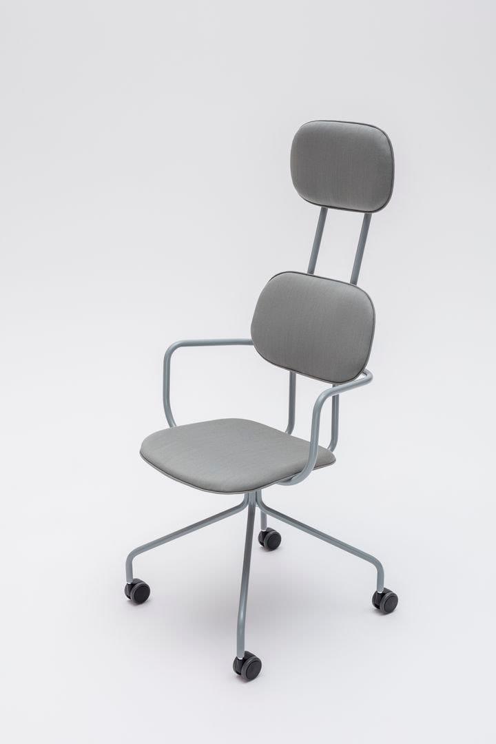 NEW SCHOOL   Sedia con cuscino integrato