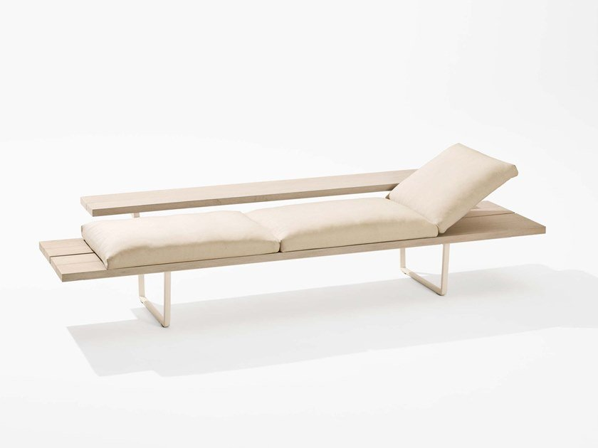 Recliner garden daybed NEW-WOOD PLAN   Garden daybed by FAST