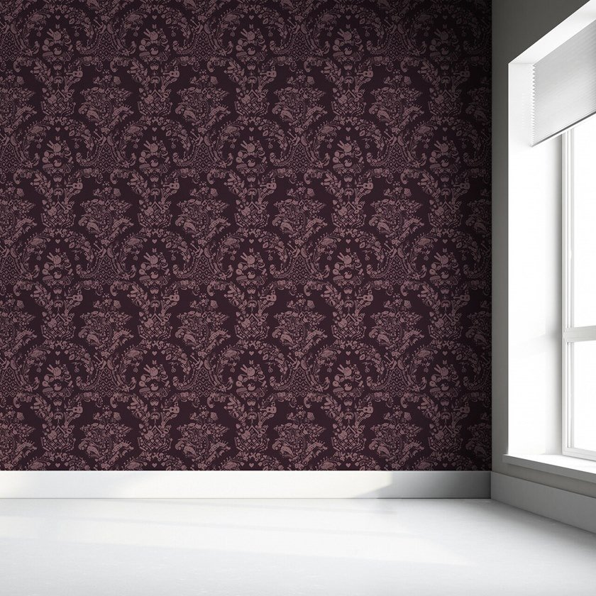 NEW WORLD DAMASK