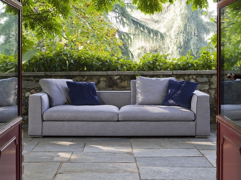 Swell New York Fabric Sofa By Flexstyle Home Interior And Landscaping Eliaenasavecom