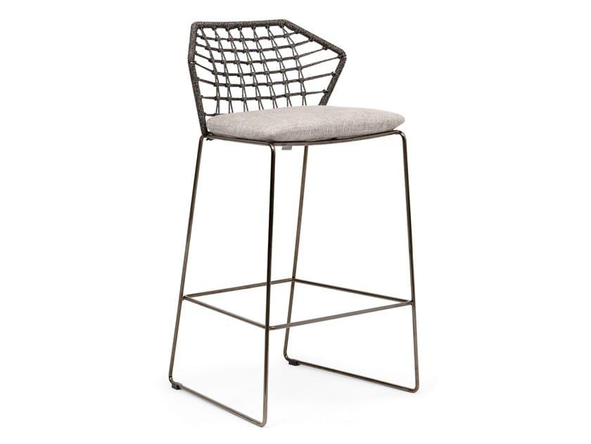 NEW YORK SOLEIL | Garden stool