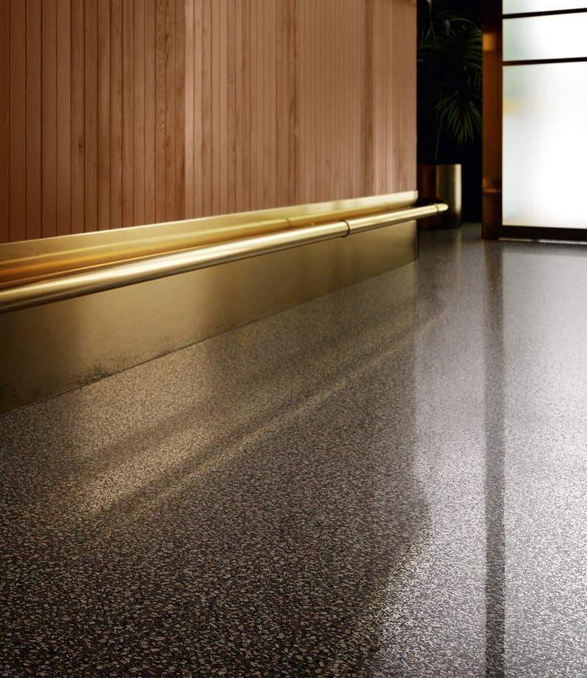 Piastrelle Seminato Alla Veneziana pavimento/rivestimento in gres porcellanato effetto terrazzo