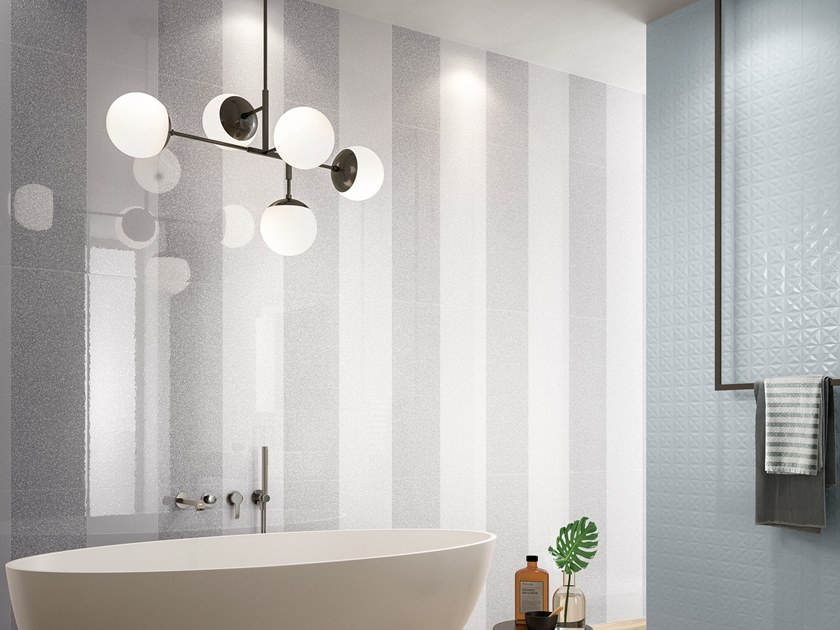 White-paste wall tiles NEWDOT MILK by CERAMICA SANT'AGOSTINO